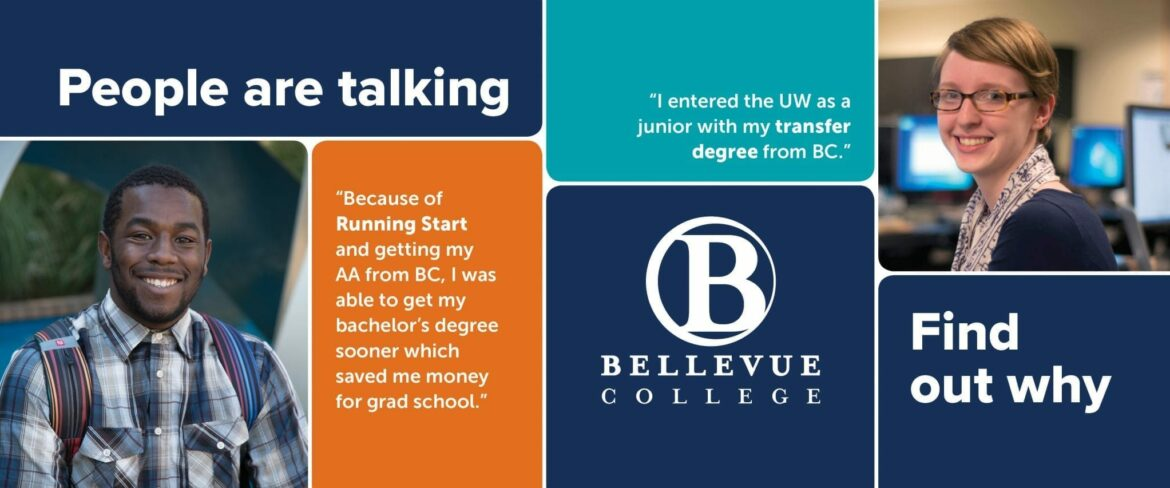 People Are Talking about Bellevue College - Find out why