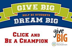 Help BC Students Dream Big