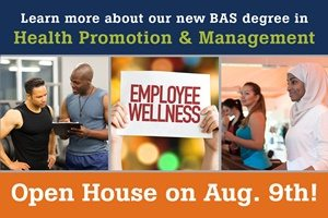 Health Promotion and Management Open House, August 9, 2016