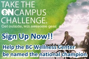 Image links to information page for Outdoor Nation Campus Challenge