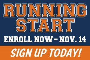 Links to Running Start home page