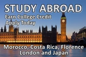 Westminster Abbey - Study Abroad, Earn College Credit, Apply Today - Morocco, Costa Rica, Florence, London and Japan