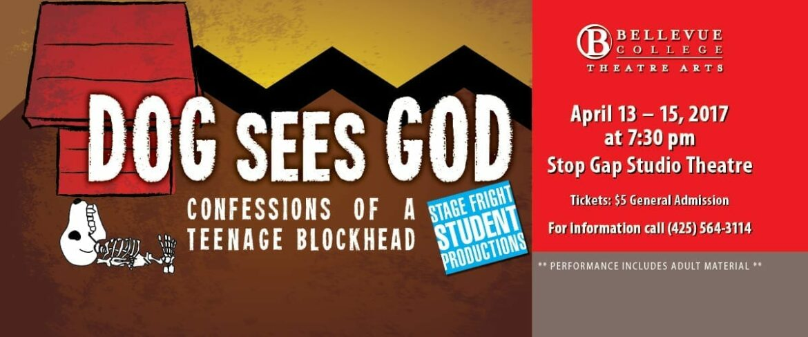 Dog Sees God - Confessions of a Teenage Blockhead, April 13-15