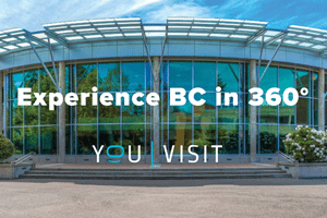 Experience BC in 360 degrees - links to Virtual Tour