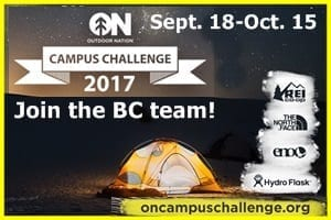 BC Campus Challenge 2017 - Links to info page