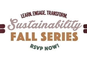 Sustainability Fall 2017 - links to information page