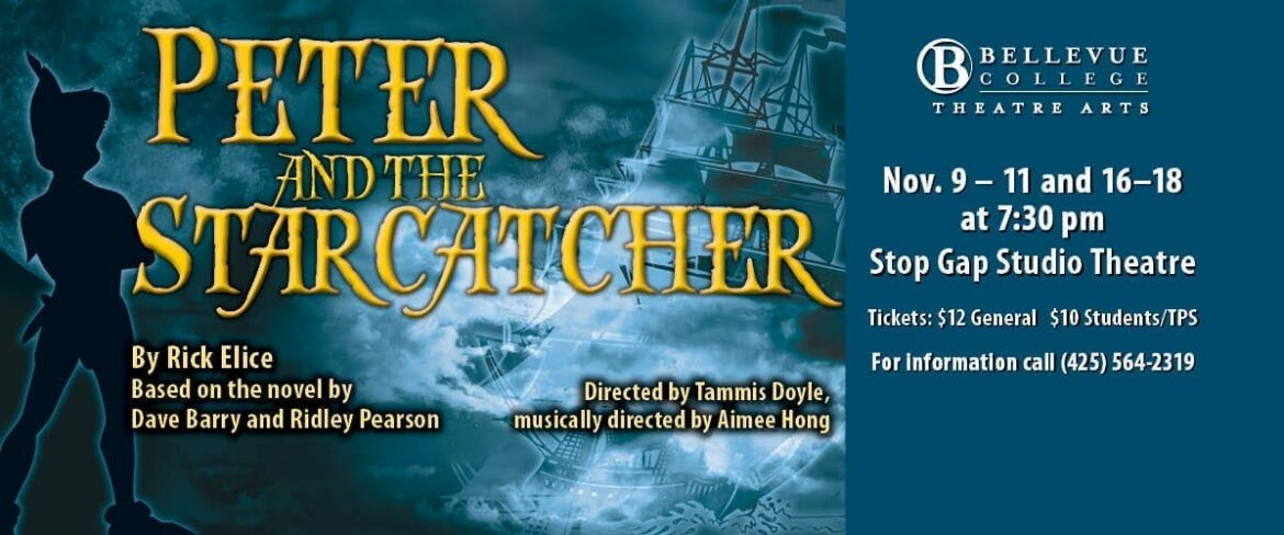 Peter and the Starcatcher - Links to event info page