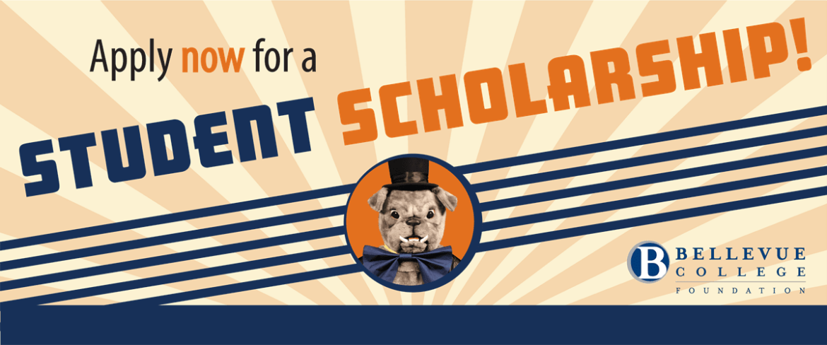 Apply now for a Student Scholarship. Links to scholarship information page