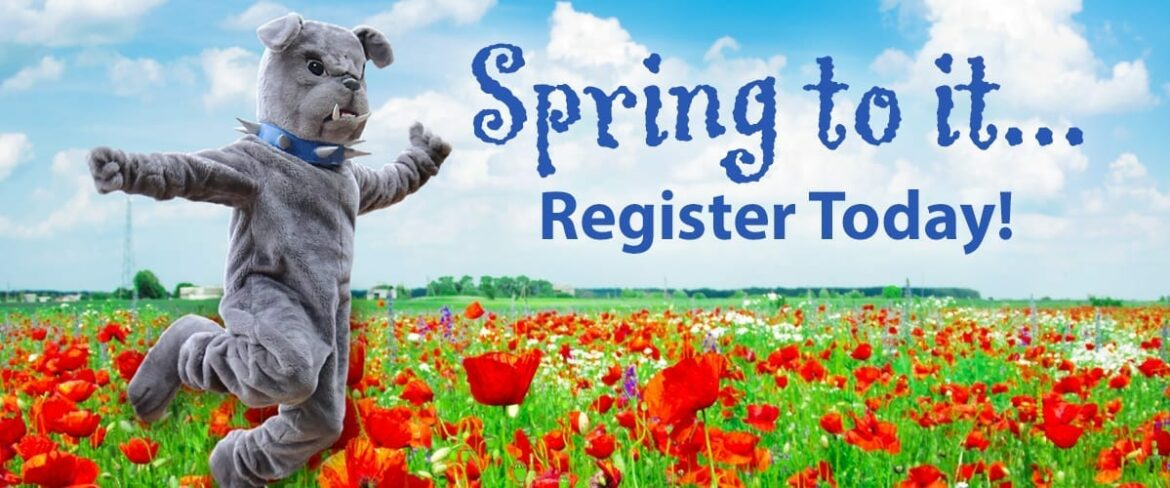 Spring to It - Register Today
