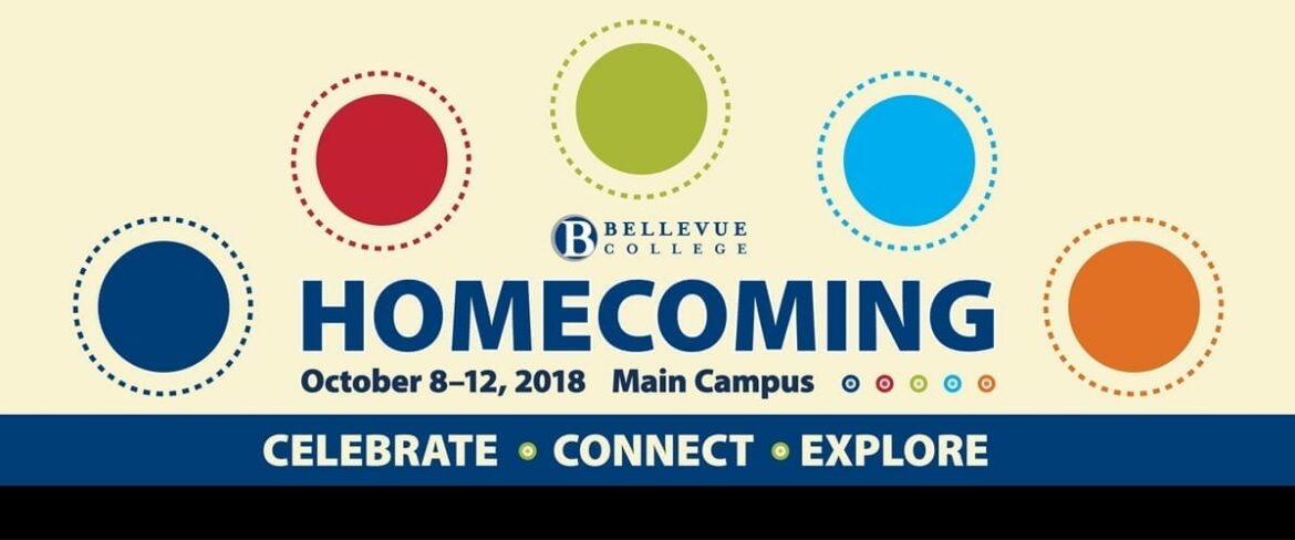 Bellevue College Homecoming, Oct. 8-12, 2018, Main Campus