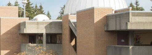 Bellevue College's Planetarium