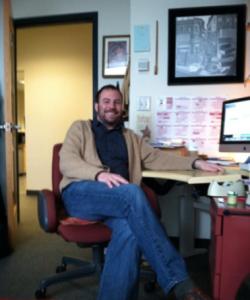Instructor Sean Allen