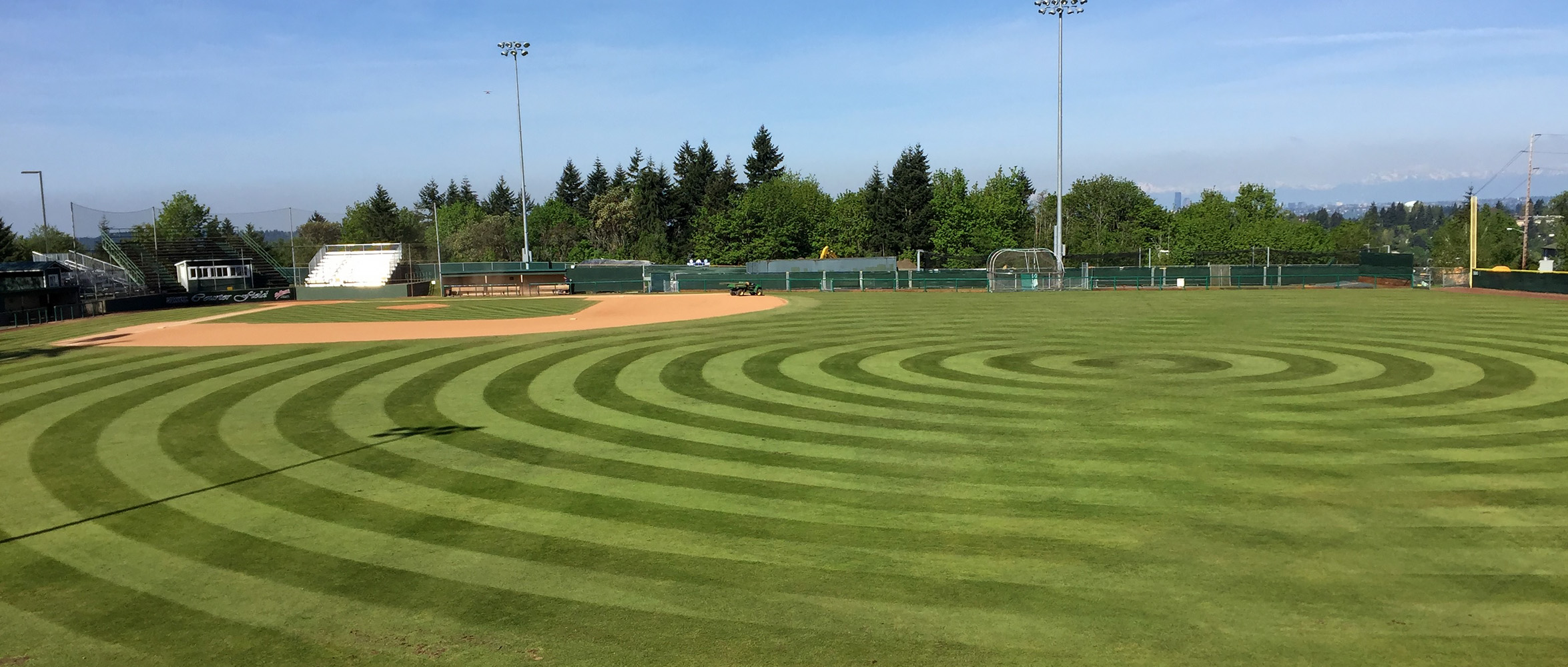 picture of BC Baseball Field