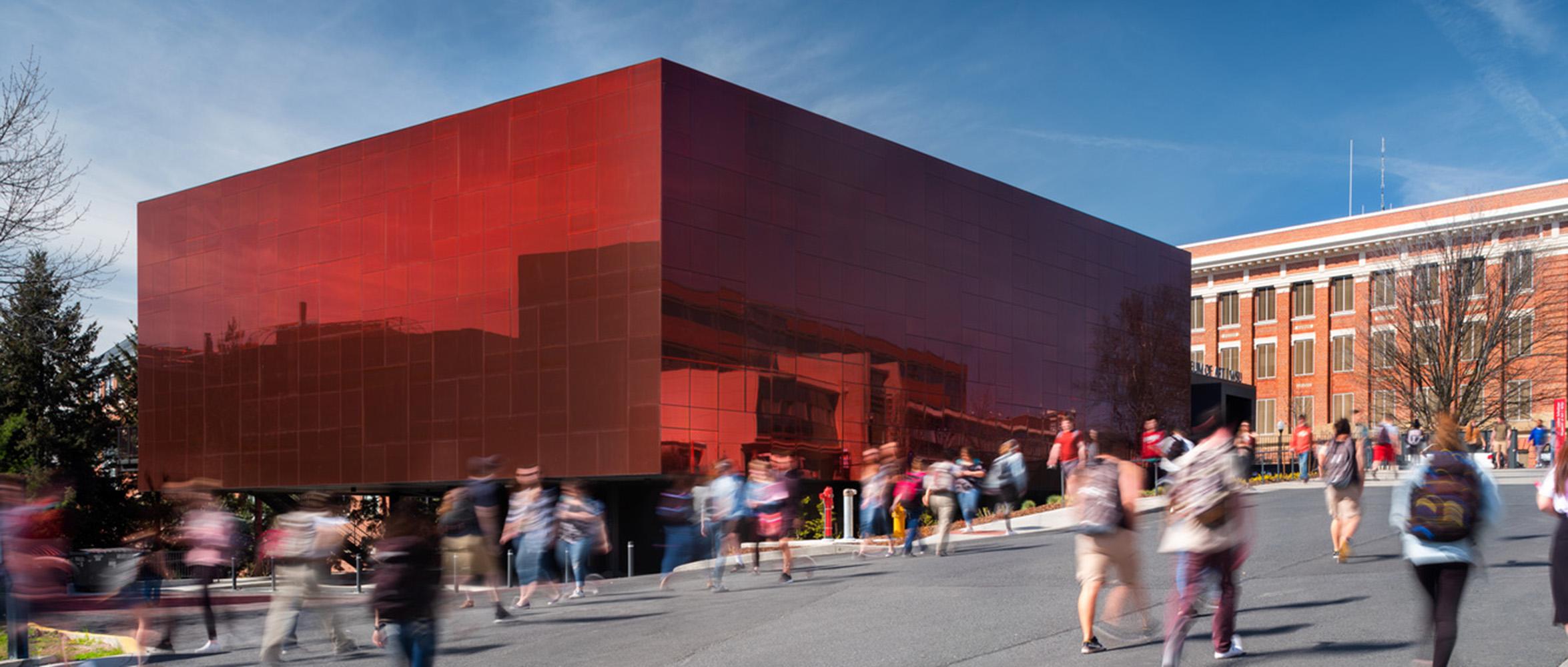 WSU Jordan Schnitzer Museum of Art