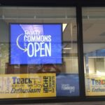 Faculty Commons is Open M-F 9 am to 5:00 pm