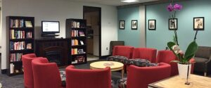 Faculty Commons main space