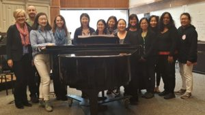 BC Faculty and Staff Choir