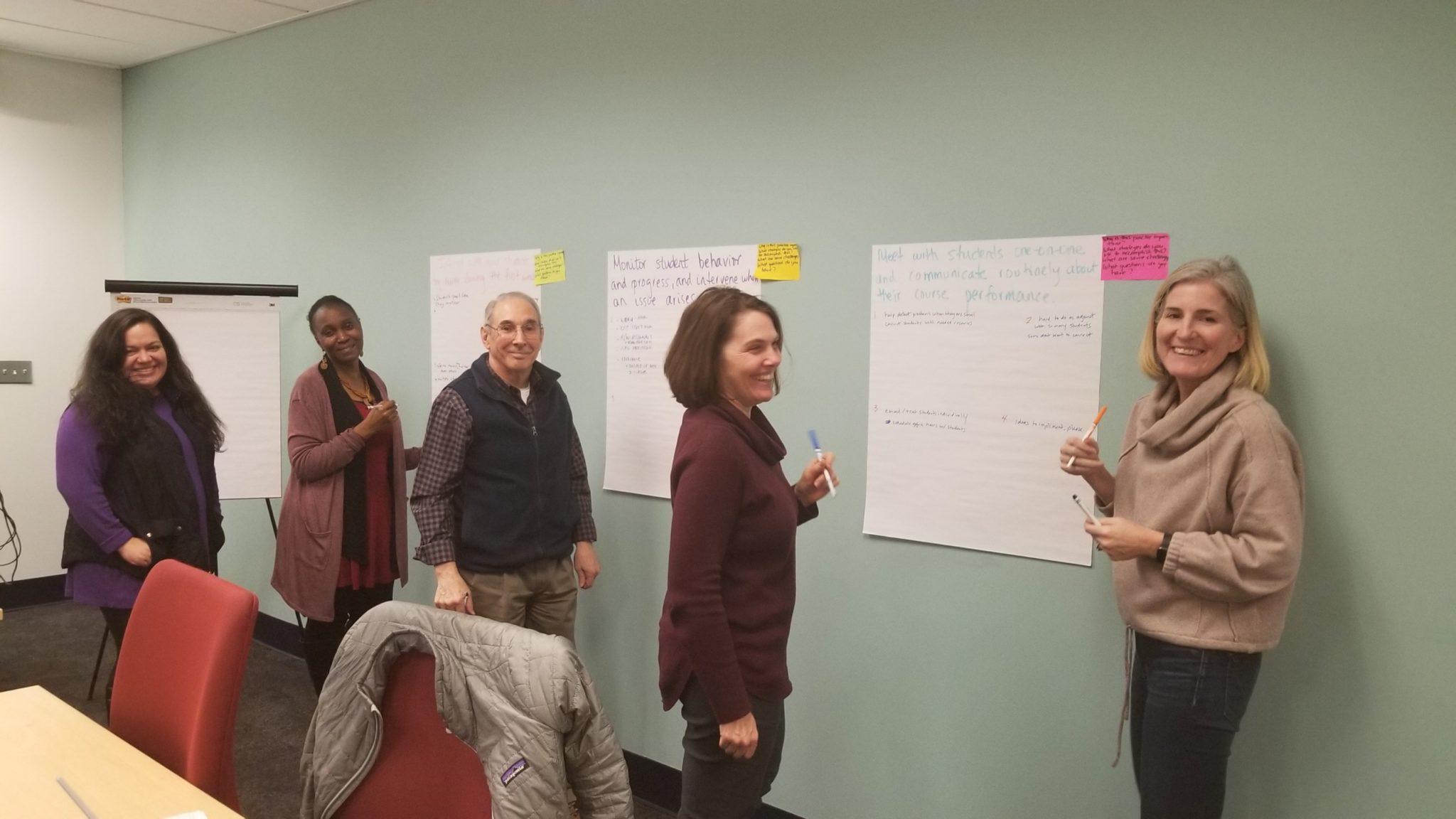 High Five Workshop Activity