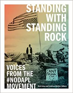 Picture of the book cover: Standing with Standing Rock