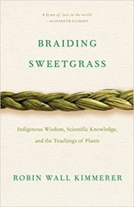 Climate Justice Online Book Discussion: Braiding Sweetgrass