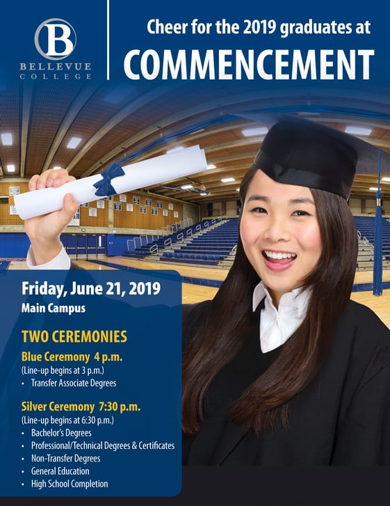Commencement Poster