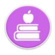 Apple on Books Icon