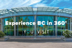 Links to Virtual Tour of Bellevue College