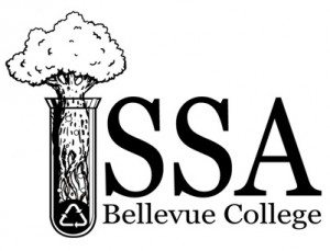 SSA at Bellevue College Logo
