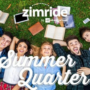 zimride summer advertisement