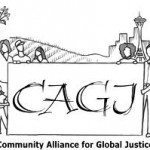 Community Alliance for Global Justice logo