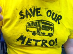 Save-our-metro