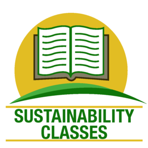 Sustainability Classes at Bellevue College logo