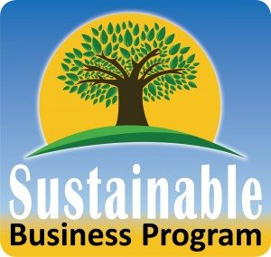 Sustainable Business Program logo