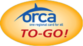 Orca Card to Go logo