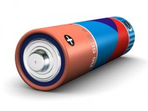 picture of a battery