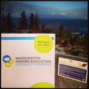 WAHESC Sustainability Conference at WWU