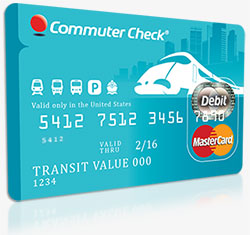 Commuter Check card image