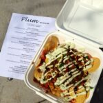 Plum Nachos from Plum Burgers