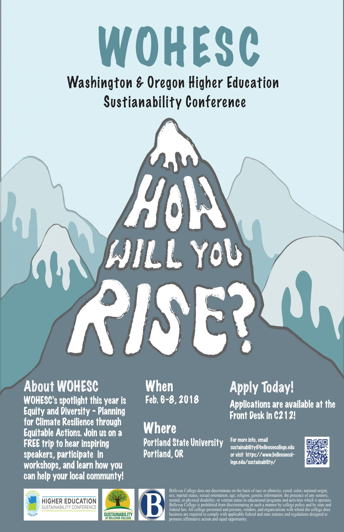 Free Sustainability Conference February! Apply Today