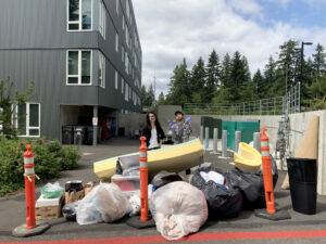 Student Housing Donation Center