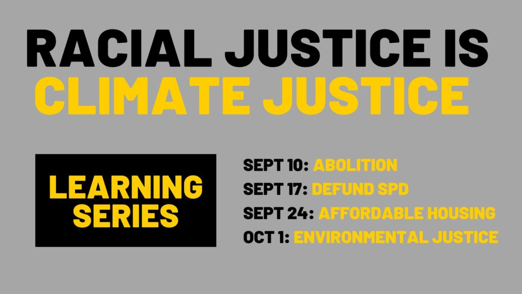 350 seattle racial justice is climate justice