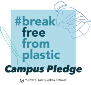 Help Bellevue College BREAK FREE FROM PLASTIC by signing this petition!