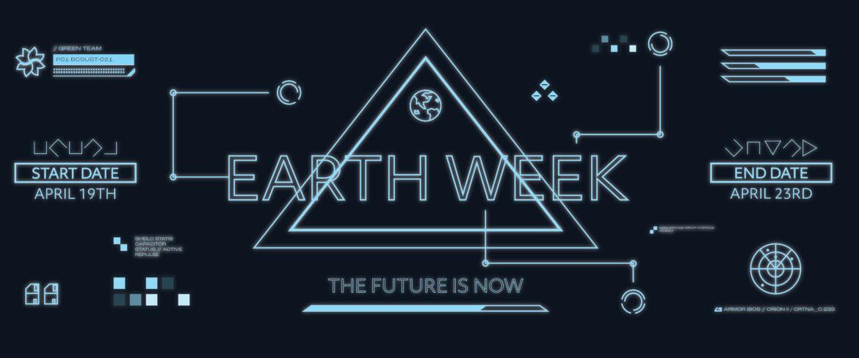 earth week slider