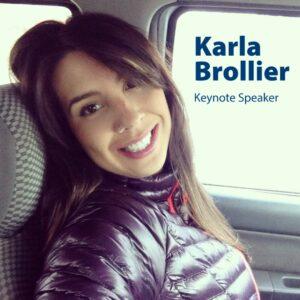 Women's History Month Keynote Speaker - Karla Brollier