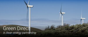 We are officially receiving 100% renewable energy from PSE's Green Direct program!