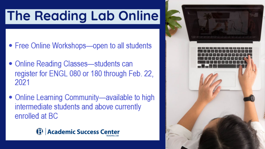 The Reading Lab Online