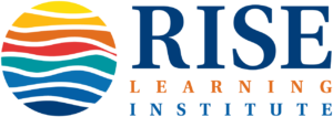 Logo for the RISE Learning Institute