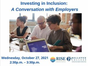 Investing in Inclusion: A Conversation with Employers