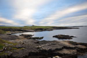Picture of Coastal view in Donegal, Ireland