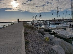 Picture of Port of Sete, France